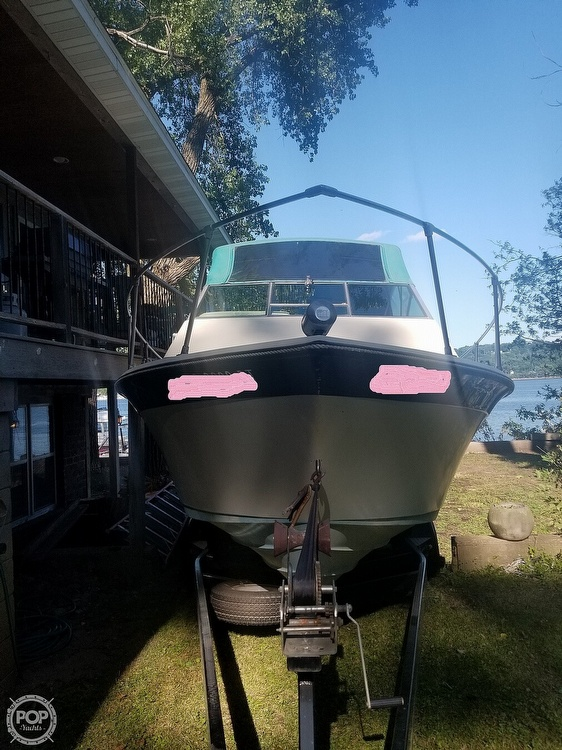 1973 Slickcraft boat for sale, model of the boat is 255 SF & Image # 9 of 17