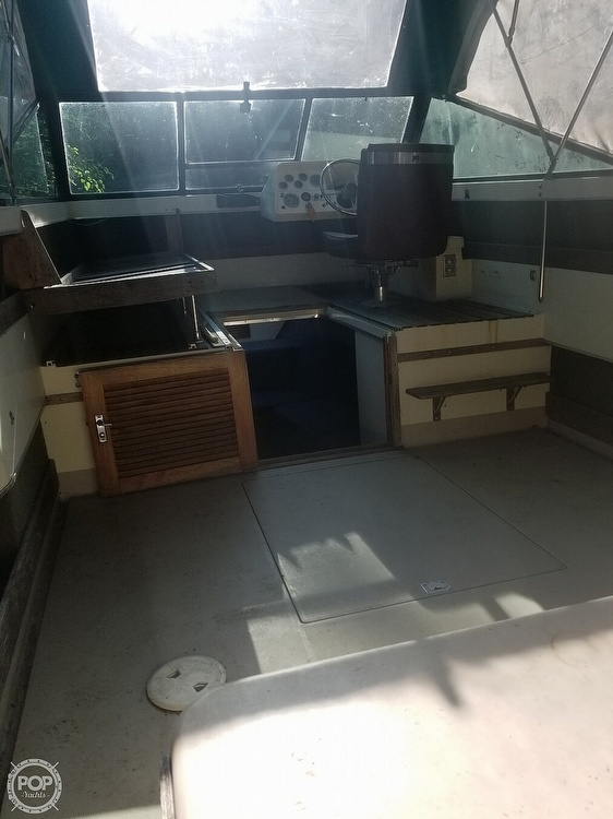 1973 Slickcraft boat for sale, model of the boat is 255 SF & Image # 5 of 17
