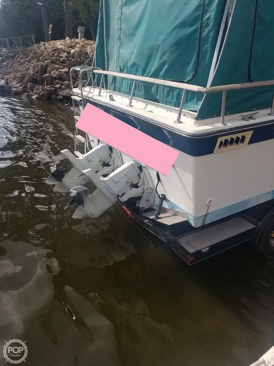 1973 Slickcraft boat for sale, model of the boat is 255 SF & Image # 13 of 18