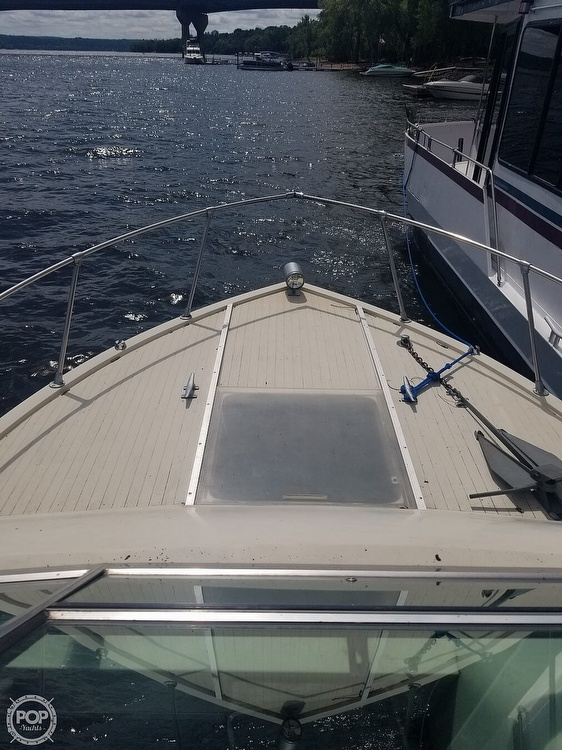 1973 Slickcraft boat for sale, model of the boat is 255 SF & Image # 14 of 18