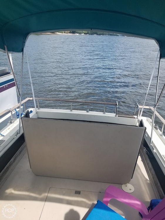 1973 Slickcraft boat for sale, model of the boat is 255 SF & Image # 14 of 17