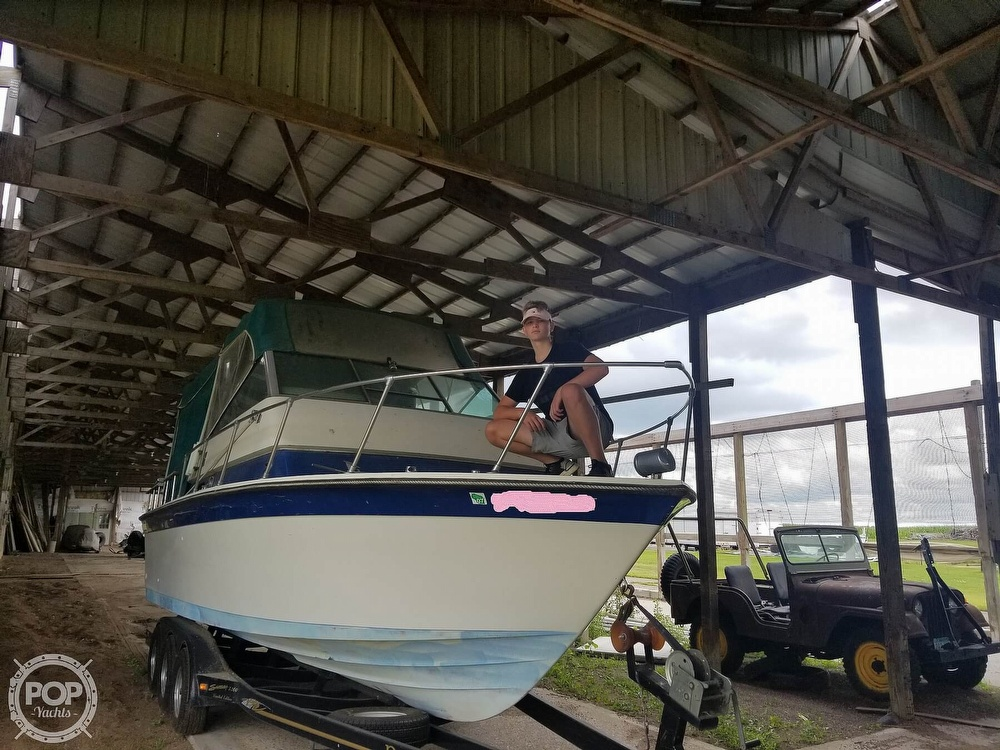 1973 Slickcraft boat for sale, model of the boat is 255 SF & Image # 16 of 18