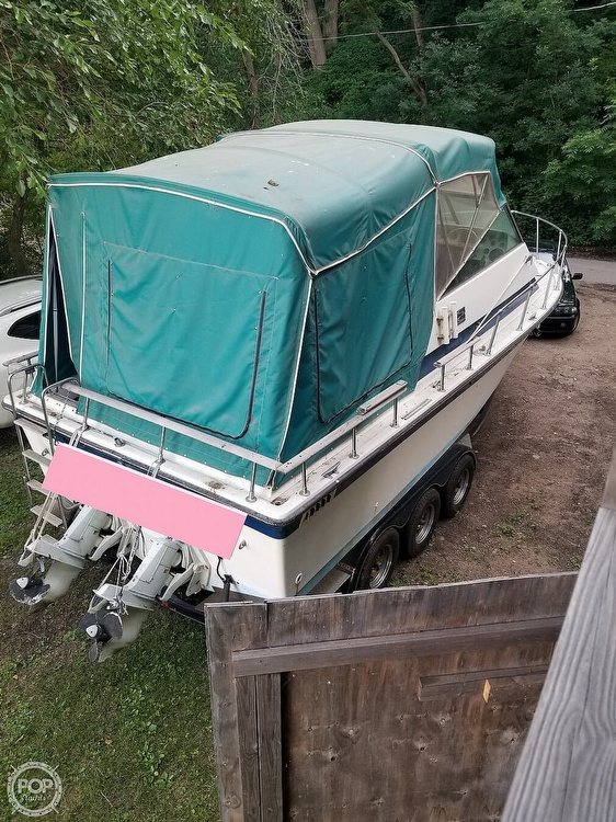 1973 Slickcraft boat for sale, model of the boat is 255 SF & Image # 16 of 17