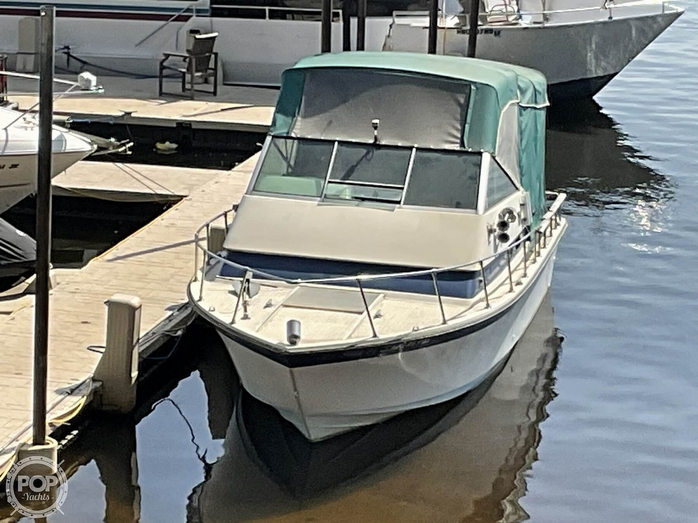 1973 Slickcraft boat for sale, model of the boat is 255 SF & Image # 2 of 40