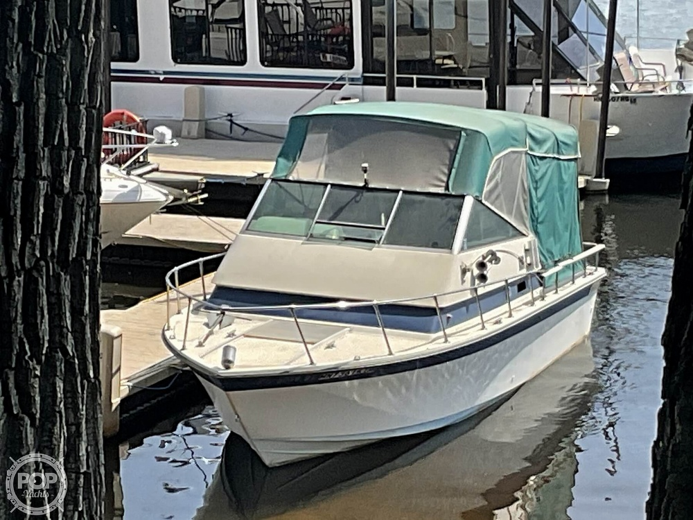 1973 Slickcraft boat for sale, model of the boat is 255 SF & Image # 3 of 40
