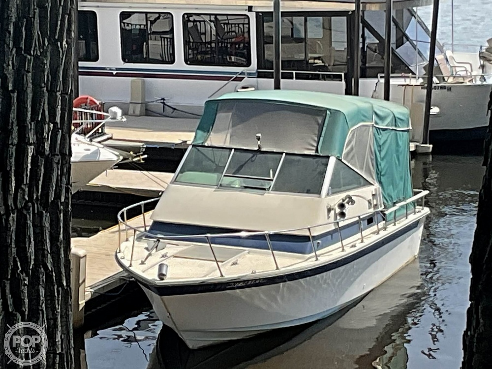 1973 Slickcraft boat for sale, model of the boat is 255 SF & Image # 17 of 40
