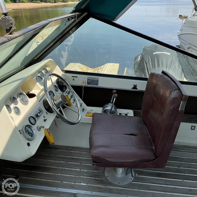 1973 Slickcraft boat for sale, model of the boat is 255 SF & Image # 27 of 40