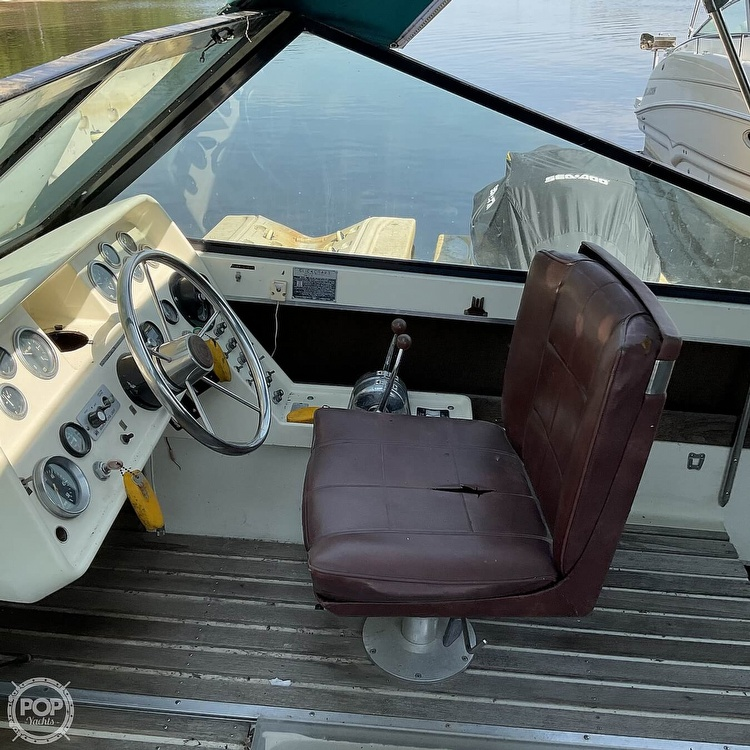 1973 Slickcraft boat for sale, model of the boat is 255 SF & Image # 31 of 40