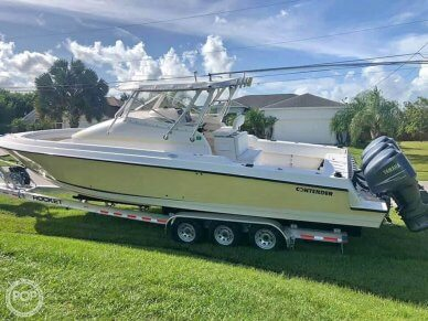 Contender Fish Around, 36', for sale - $134,000