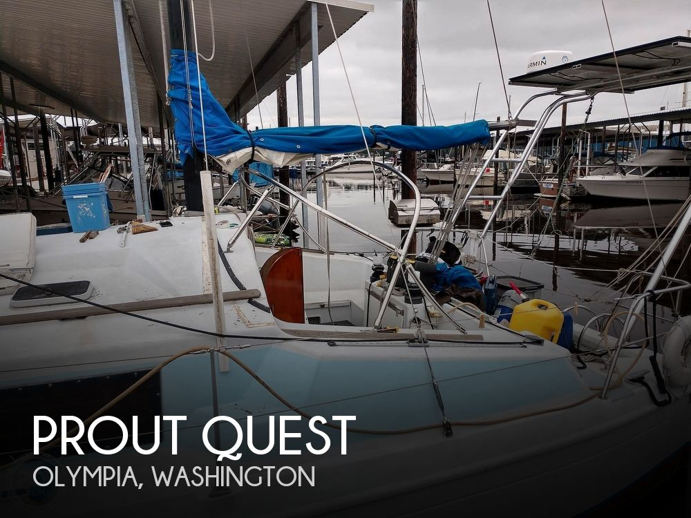 Used Sailboats For Sale in Washington by owner | 1986 33 foot Prout Quest