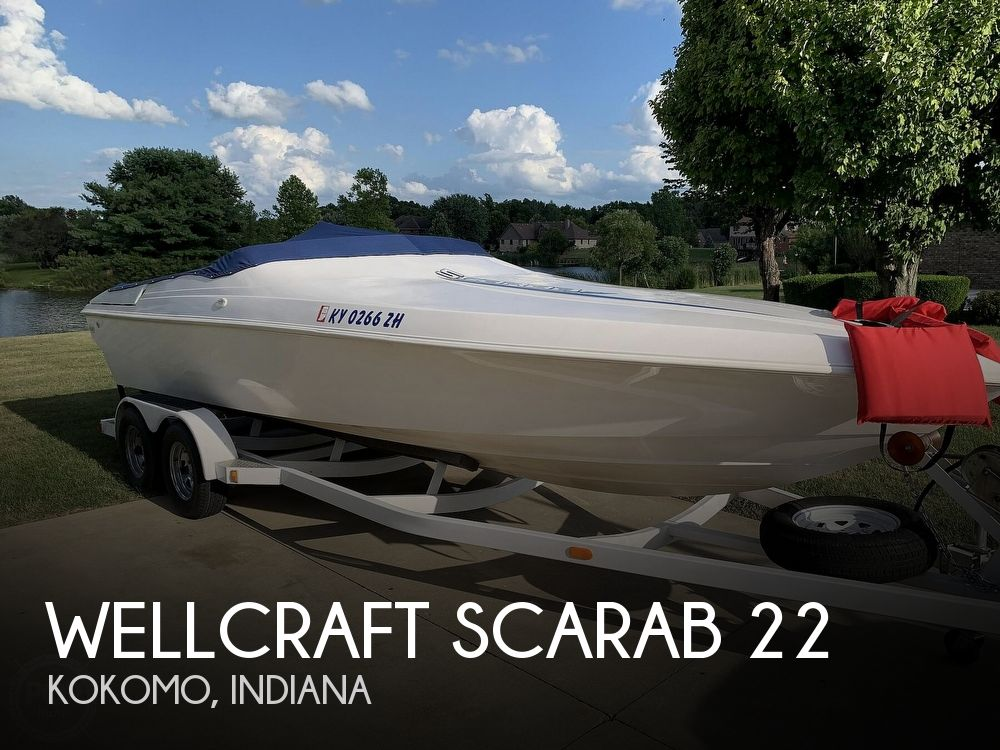 Used Wellcraft 22 Boats For Sale by owner | 1996 Wellcraft Scarab 22