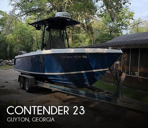 Contender Boats For Sale Used Contender Boats For Sale By