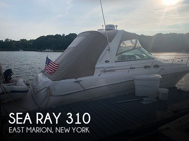 Used Sea Ray 31 Boats For Sale by owner | 2001 Sea Ray 310 Sundancer