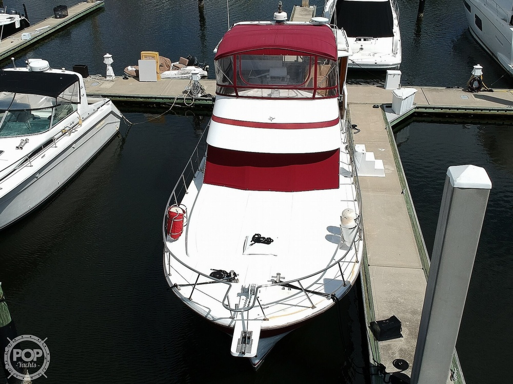 1987 Nova Marine boat for sale, model of the boat is Heritage East 44 & Image # 11 of 40