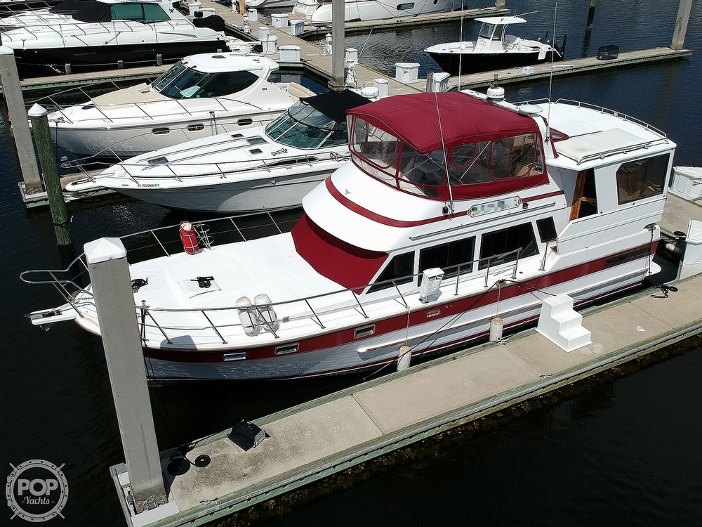 1987 Nova Marine boat for sale, model of the boat is Heritage East 44 & Image # 2 of 40