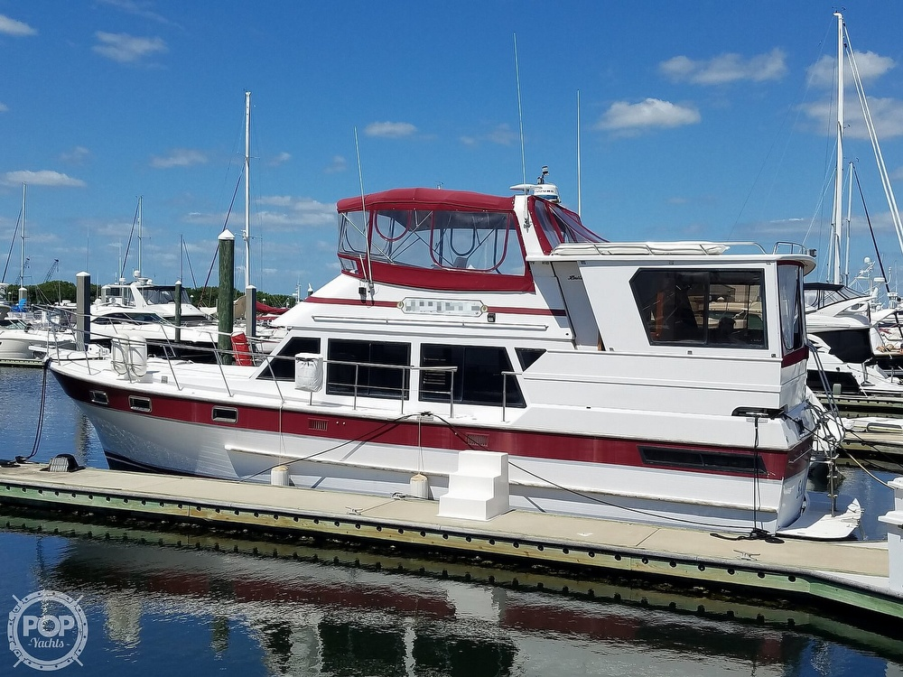 1987 Nova Marine boat for sale, model of the boat is Heritage East 44 & Image # 12 of 40