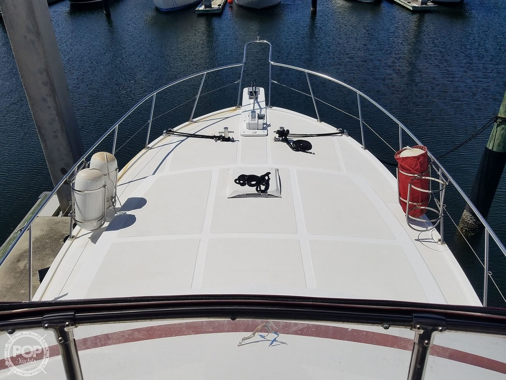 1987 Nova Marine boat for sale, model of the boat is Heritage East 44 & Image # 14 of 40