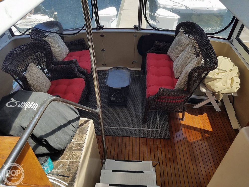 1987 Nova Marine boat for sale, model of the boat is Heritage East 44 & Image # 15 of 40