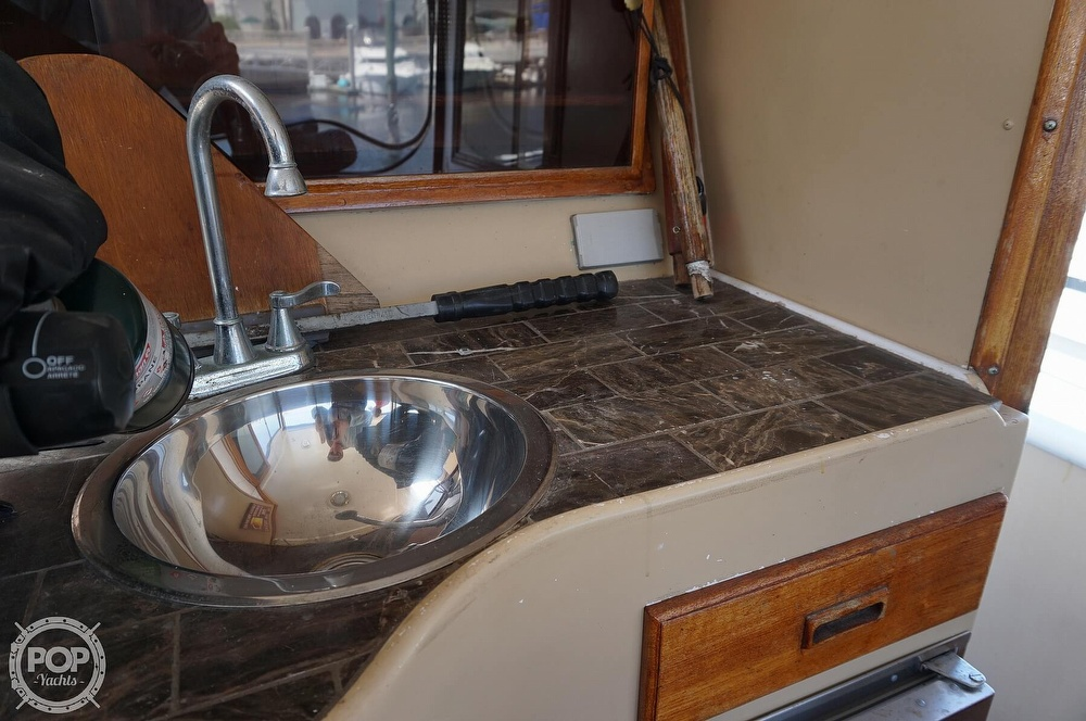 1987 Nova Marine boat for sale, model of the boat is Heritage East 44 & Image # 16 of 40