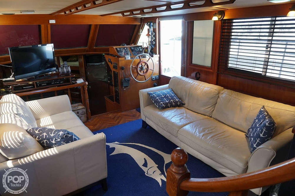 1987 Nova Marine boat for sale, model of the boat is Heritage East 44 & Image # 5 of 40