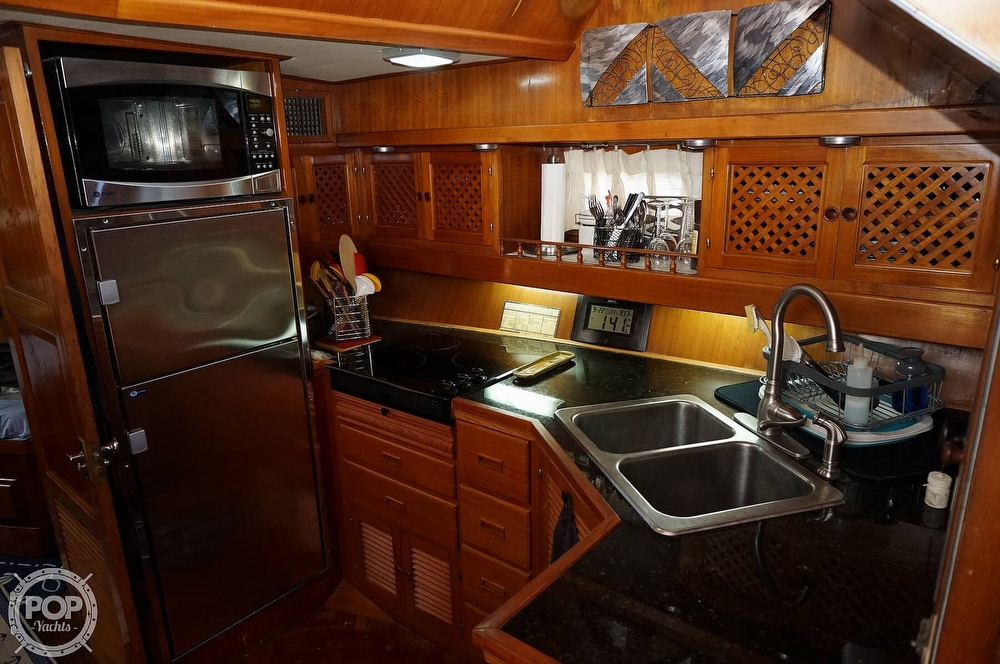 1987 Nova Marine boat for sale, model of the boat is Heritage East 44 & Image # 23 of 40