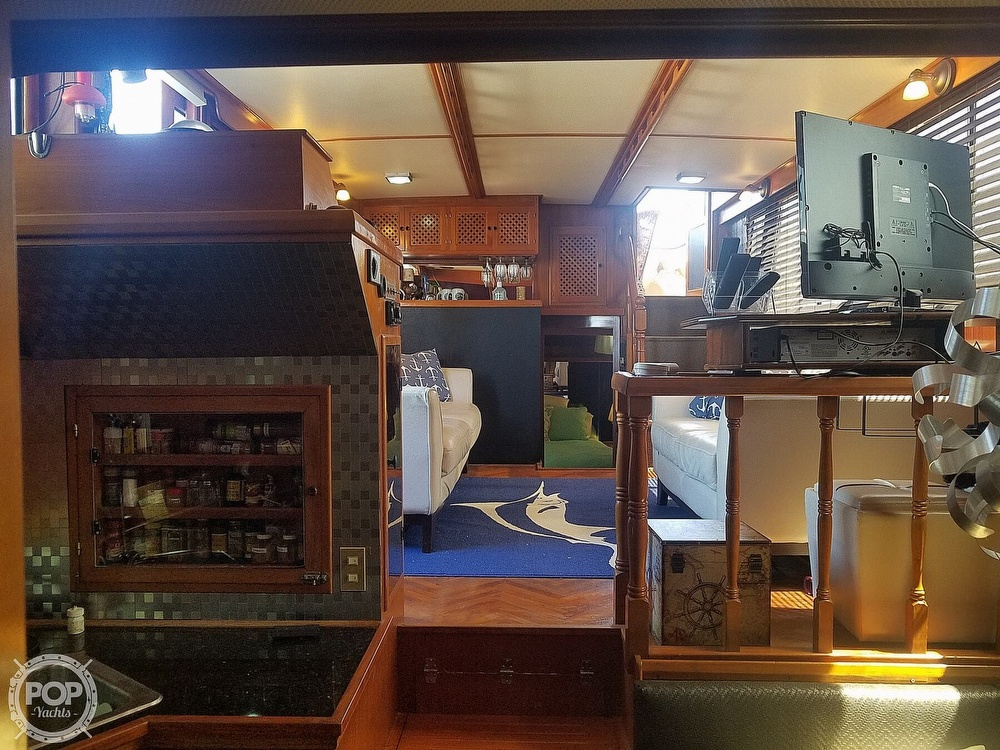 1987 Nova Marine boat for sale, model of the boat is Heritage East 44 & Image # 28 of 40