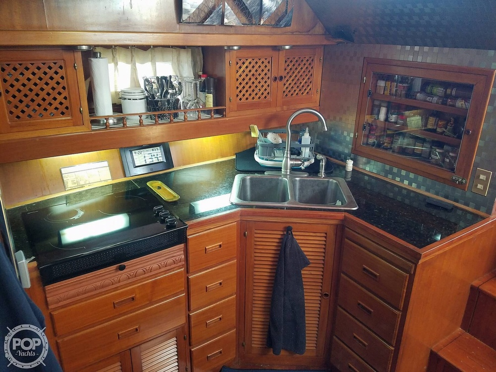 1987 Nova Marine boat for sale, model of the boat is Heritage East 44 & Image # 8 of 40