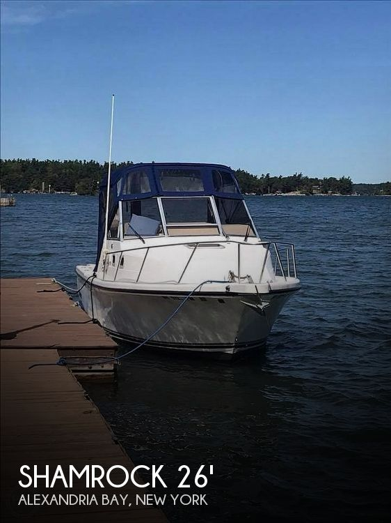 Used Shamrock Boats For Sale by owner | 2000 Shamrock 26