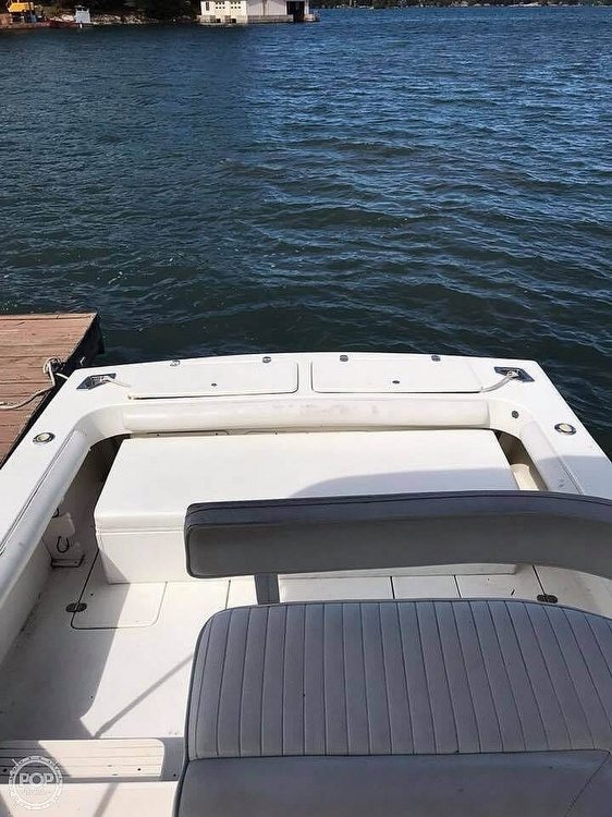 2000 Shamrock boat for sale, model of the boat is 260 Express & Image # 7 of 40