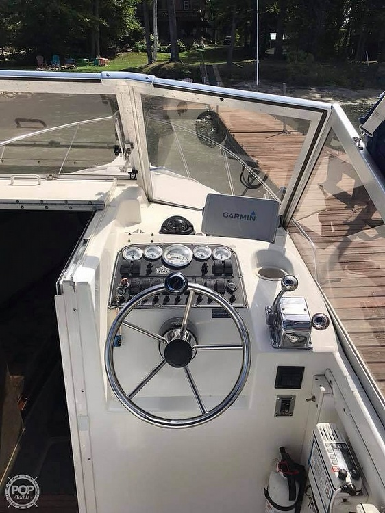 2000 Shamrock boat for sale, model of the boat is 260 Express & Image # 11 of 40