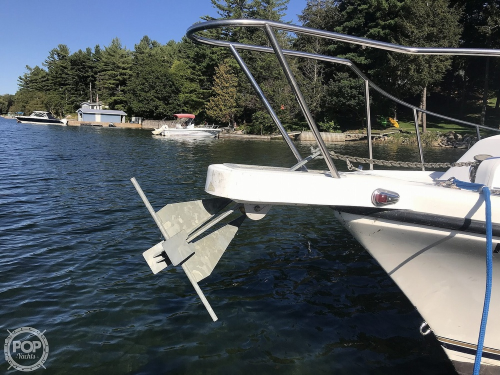 2000 Shamrock boat for sale, model of the boat is 260 Express & Image # 15 of 40