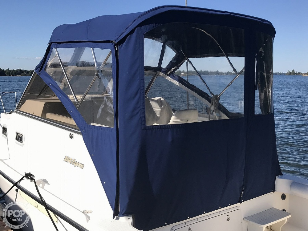 2000 Shamrock boat for sale, model of the boat is 260 Express & Image # 2 of 40