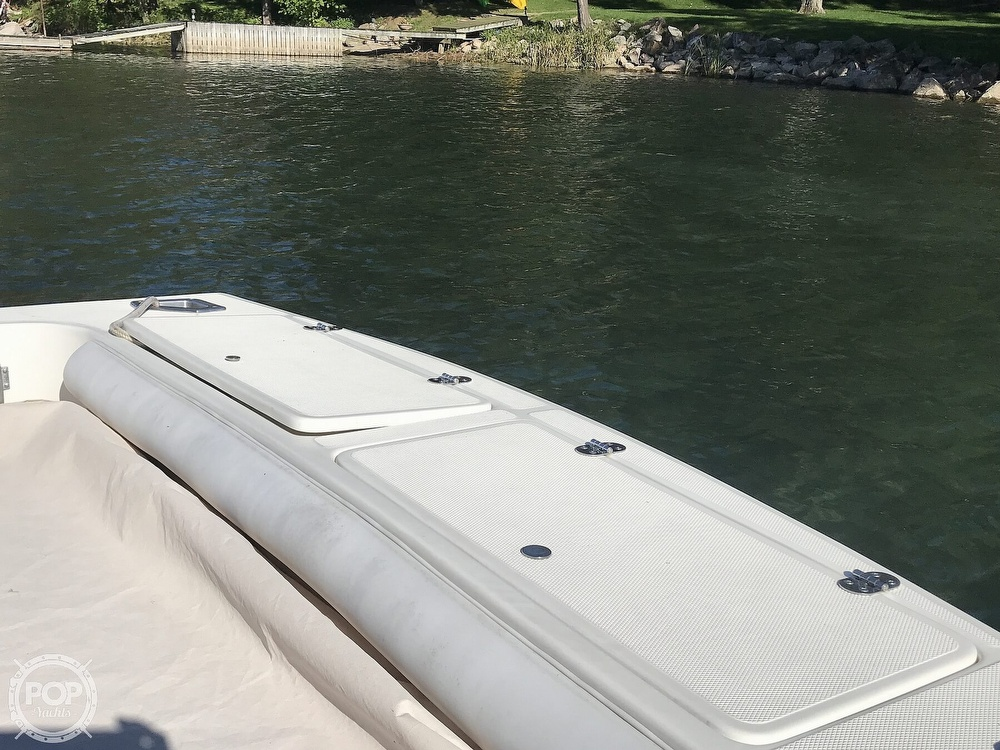 2000 Shamrock boat for sale, model of the boat is 260 Express & Image # 28 of 40