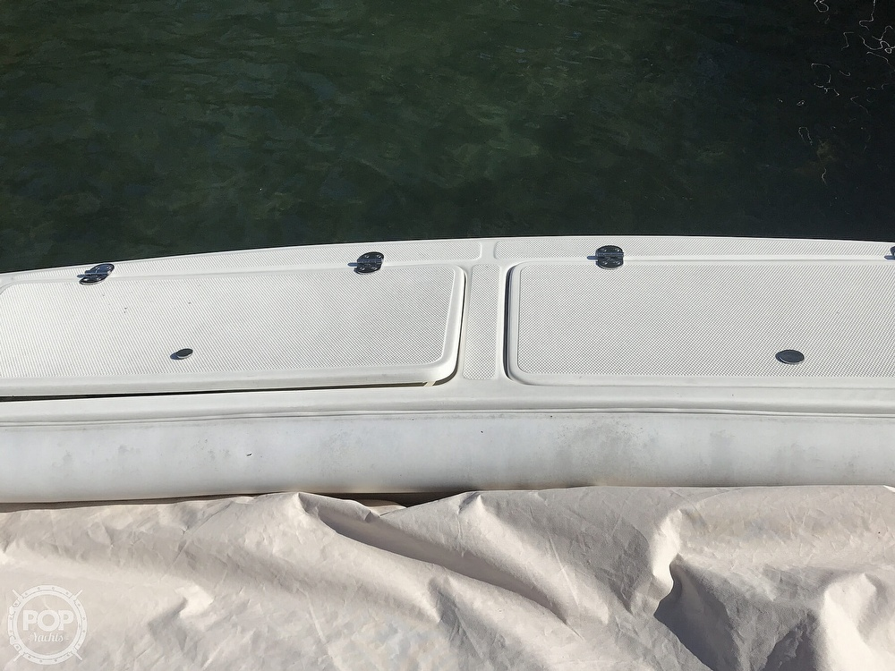2000 Shamrock boat for sale, model of the boat is 260 Express & Image # 34 of 40