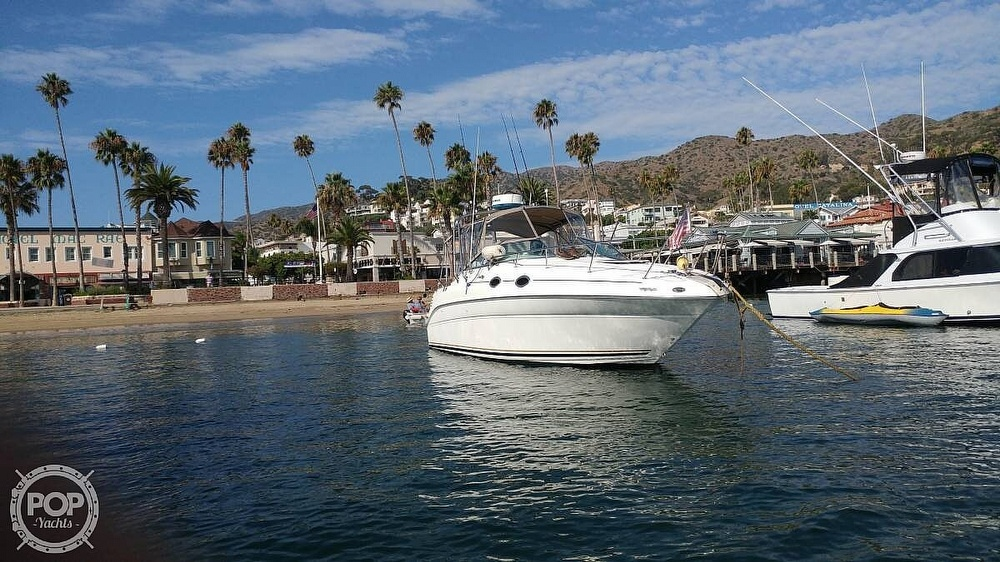 1999 Sea Ray boat for sale, model of the boat is 260 Sundancer & Image # 40 of 40