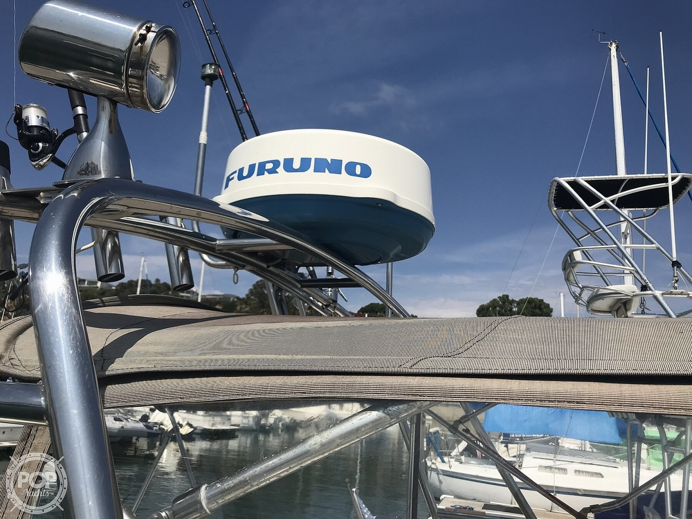 1999 Sea Ray boat for sale, model of the boat is 260 Sundancer & Image # 34 of 40