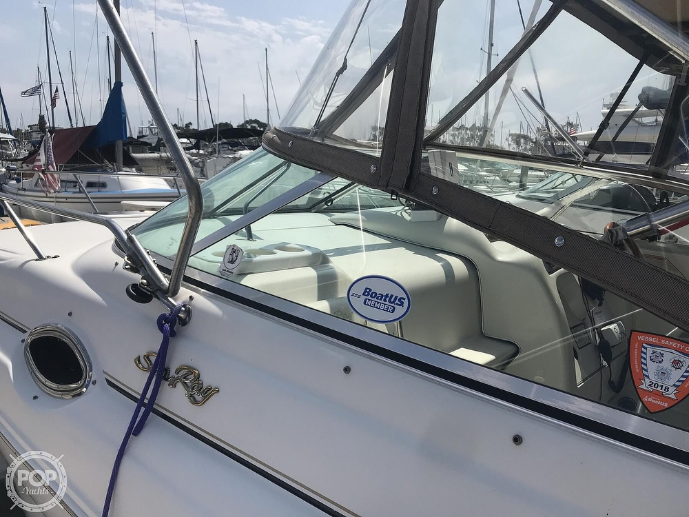 1999 Sea Ray boat for sale, model of the boat is 260 Sundancer & Image # 4 of 40