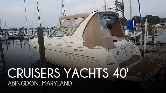 Used Power boats For Sale in Harrisburg, Pennsylvania by owner | 1995 Cruisers Yachts 3570
