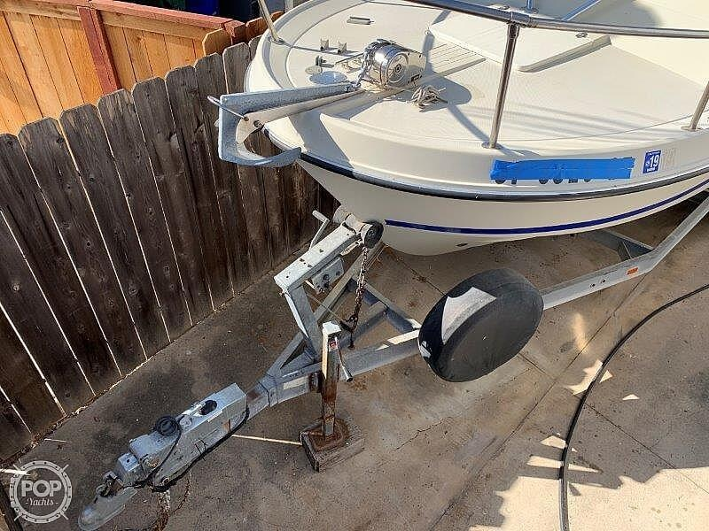 1980 Skipjack boat for sale, model of the boat is 24 Open & Image # 5 of 40