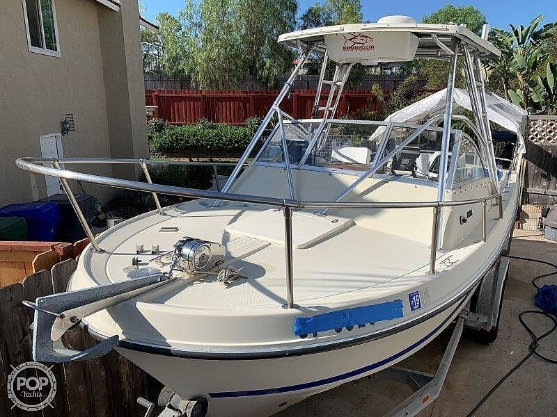 1980 Skipjack boat for sale, model of the boat is 24 Open & Image # 6 of 40