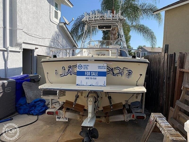 1980 Skipjack boat for sale, model of the boat is 24 Open & Image # 9 of 40