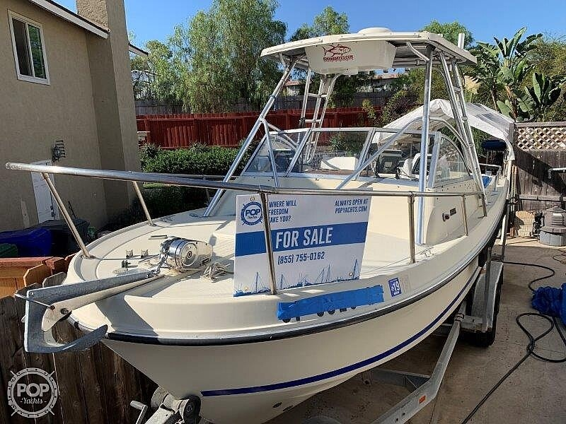 1980 Skipjack boat for sale, model of the boat is 24 Open & Image # 11 of 40