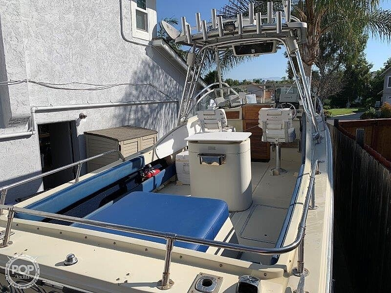1980 Skipjack boat for sale, model of the boat is 24 Open & Image # 12 of 40