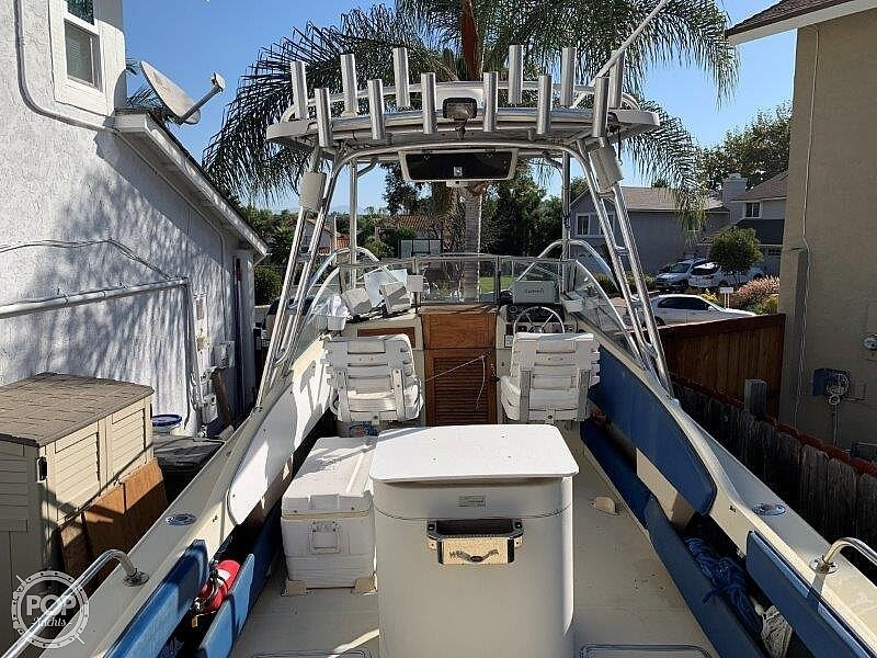 1980 Skipjack boat for sale, model of the boat is 24 Open & Image # 13 of 40