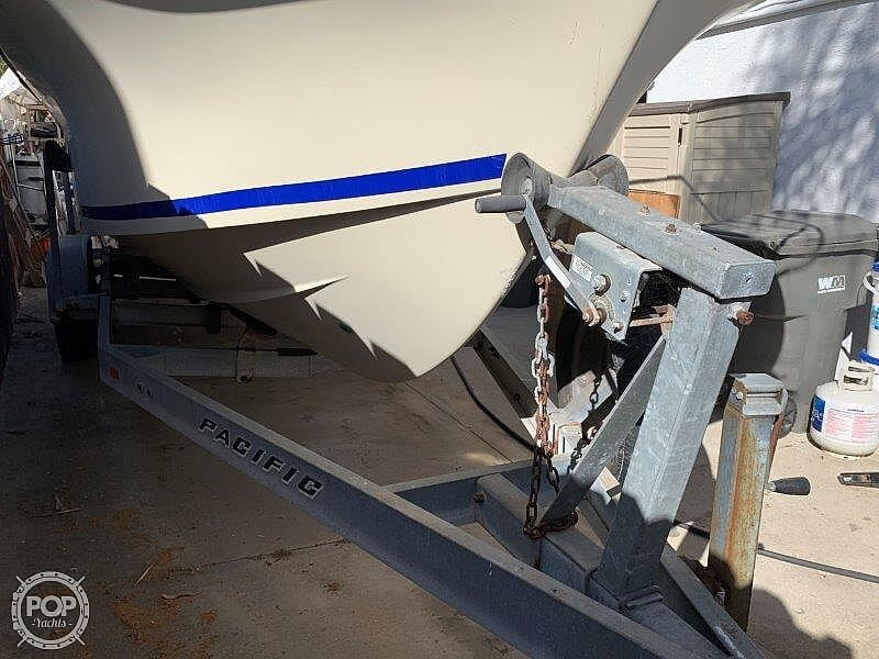 1980 Skipjack boat for sale, model of the boat is 24 Open & Image # 17 of 40