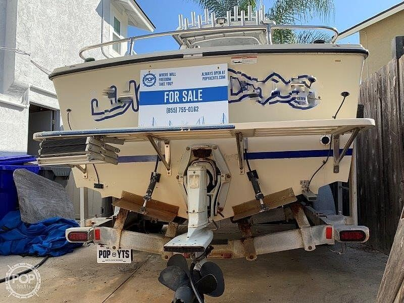 1980 Skipjack boat for sale, model of the boat is 24 Open & Image # 39 of 40
