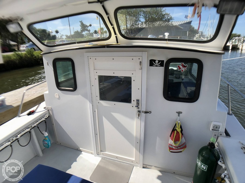 1990 C-Hawk boat for sale, model of the boat is 25 & Image # 16 of 40