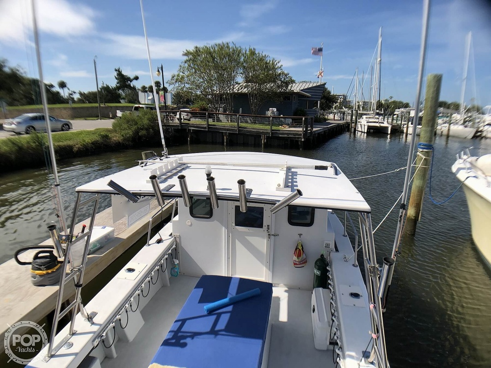 1990 C-Hawk boat for sale, model of the boat is 25 & Image # 14 of 40