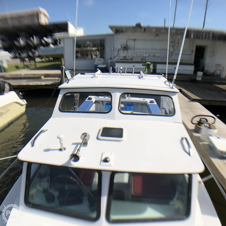 1990 C-Hawk boat for sale, model of the boat is 25 & Image # 7 of 40