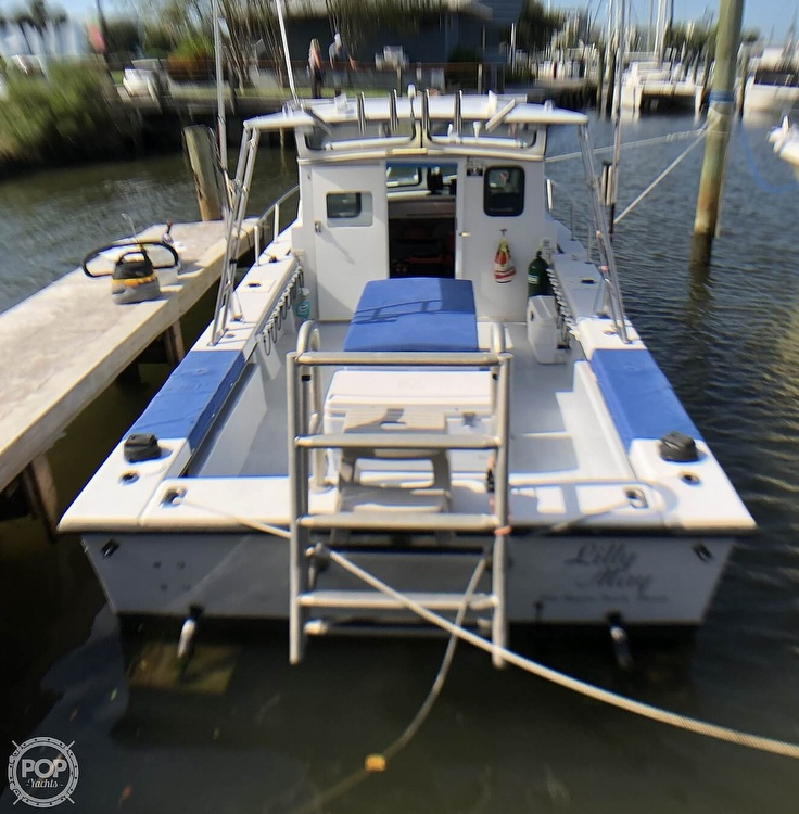 1990 C-Hawk boat for sale, model of the boat is 25 & Image # 11 of 40